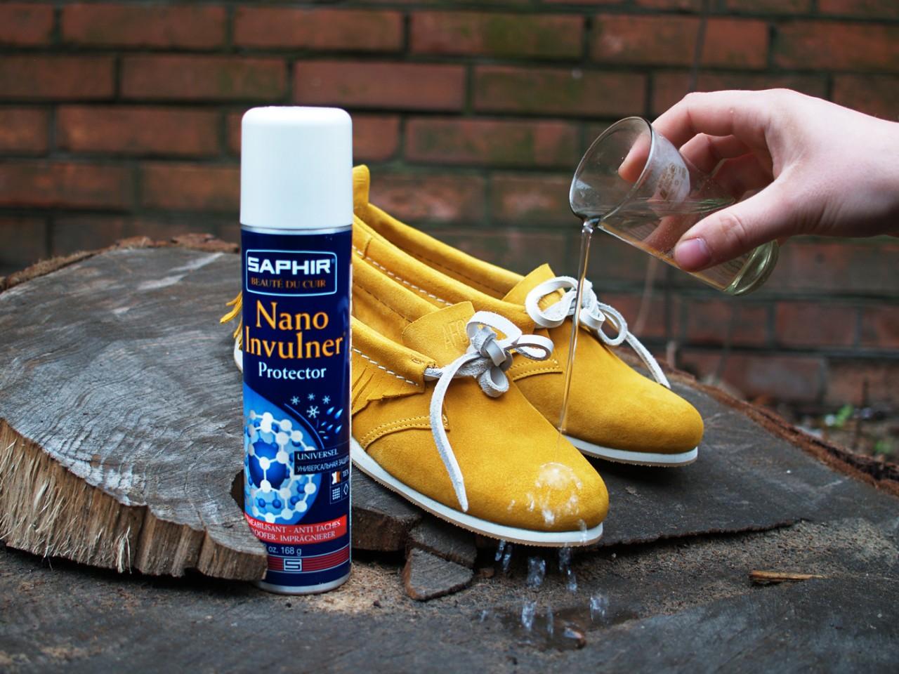 пропитка для обуви от воды