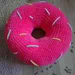 подуша пончик