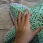 сшивание подушки из деталей