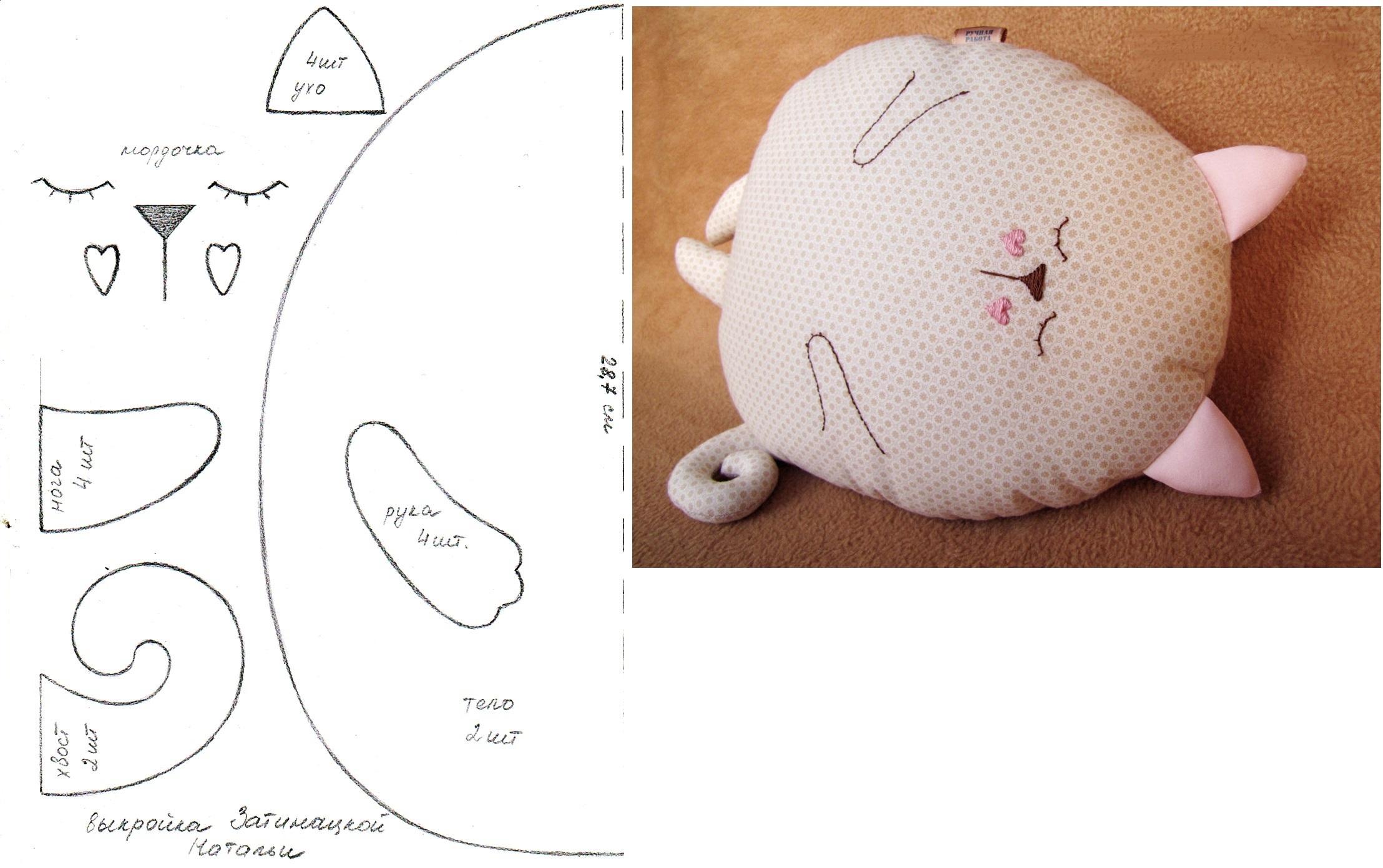 так большой подушка заяц своими руками выкройки картинки этапом
