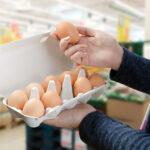 яйца в магазине фото идеи