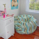 бескаркасное кресло интерьер фото