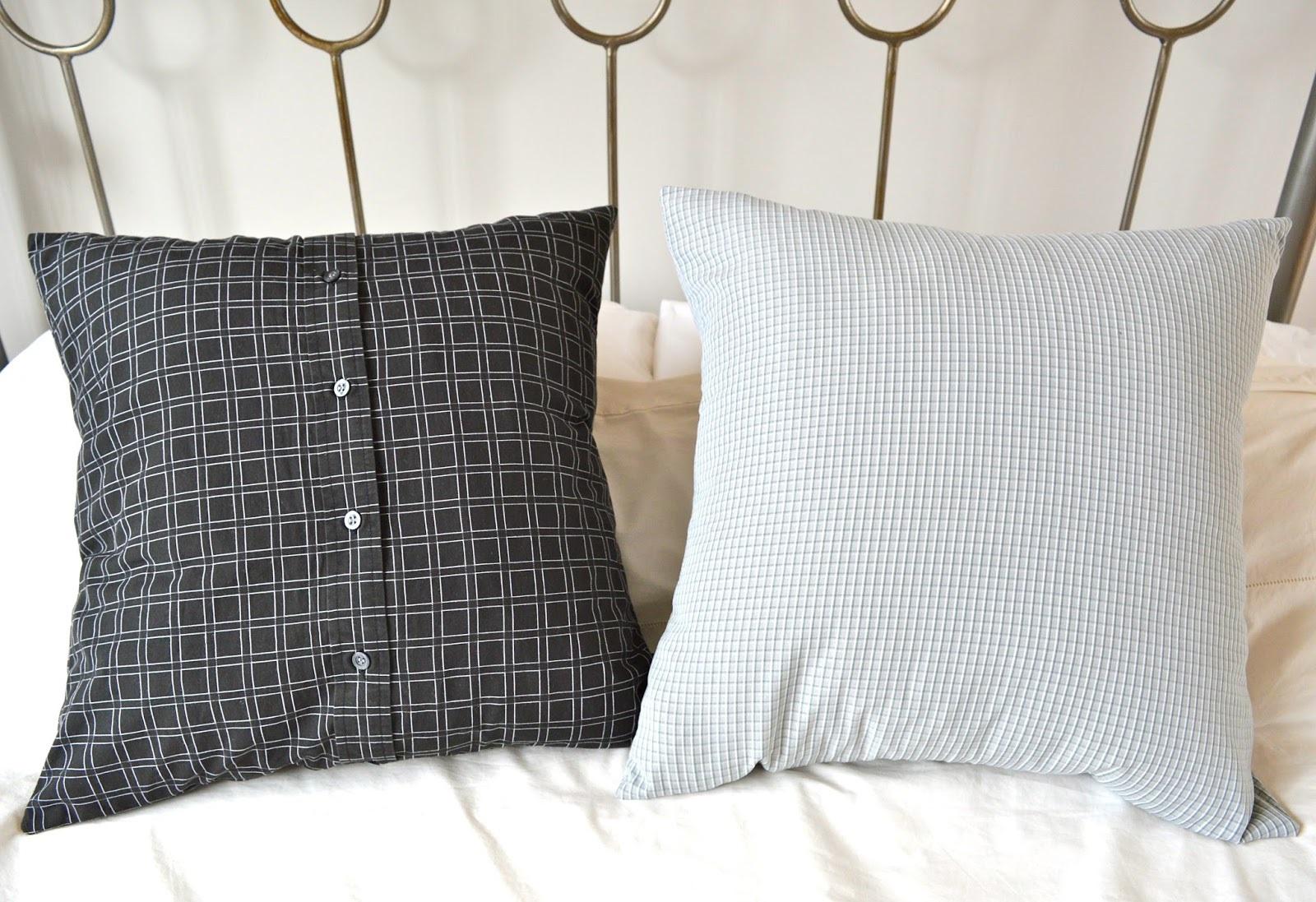 съемный чехол для подушки