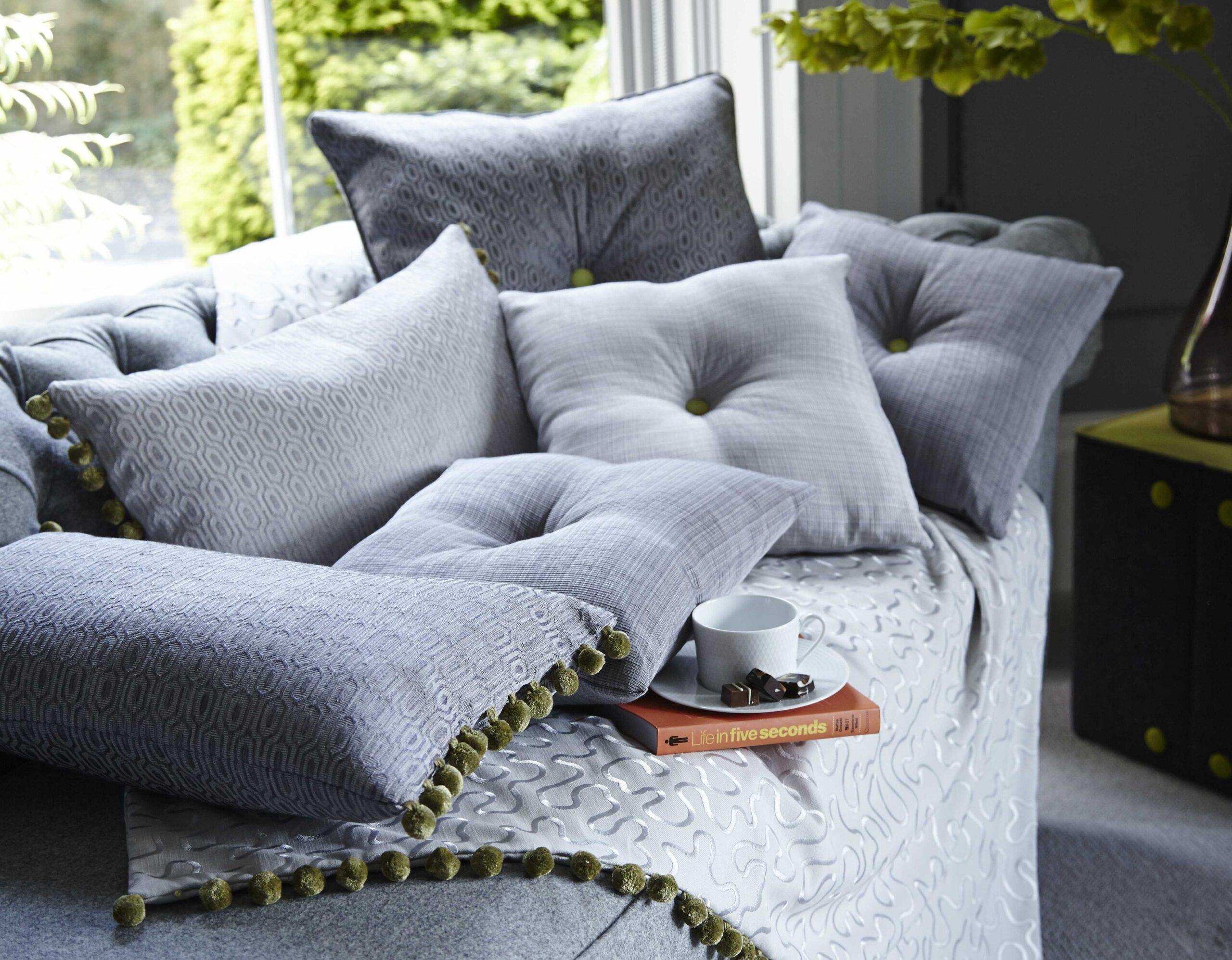диванные декоративные подушки