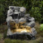 декоративный водопад скульптурный
