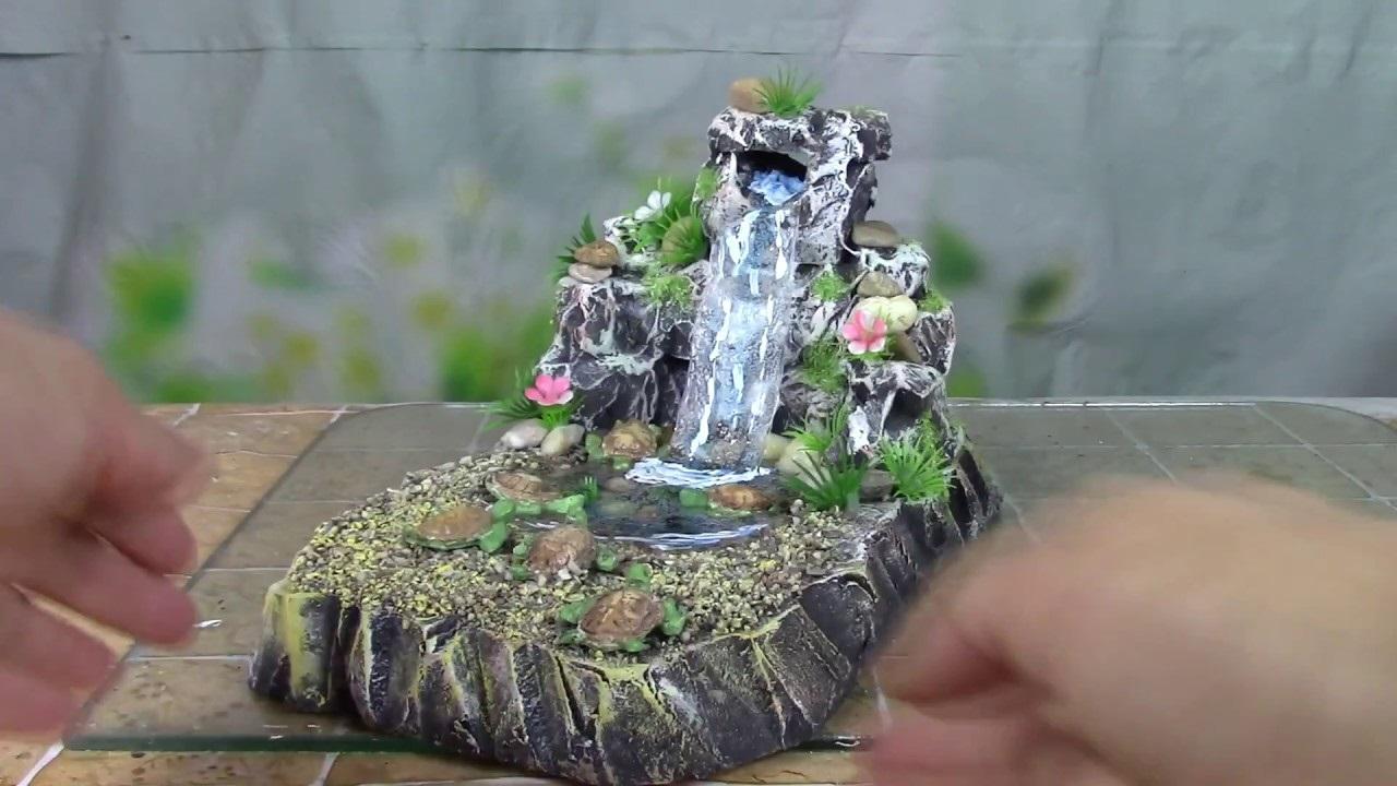 декор фонтана