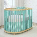 детская круглая кроватка трансформер дизайн идеи