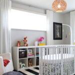 детская круглая кроватка трансформер декор