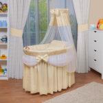 детская круглая кроватка трансформер идеи