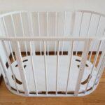 детская круглая кроватка трансформер фото видов