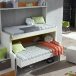 детская откидная кровать интерьер