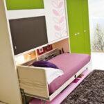 детская откидная кровать дизайн