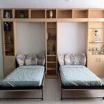 детская откидная кровать виды дизайна
