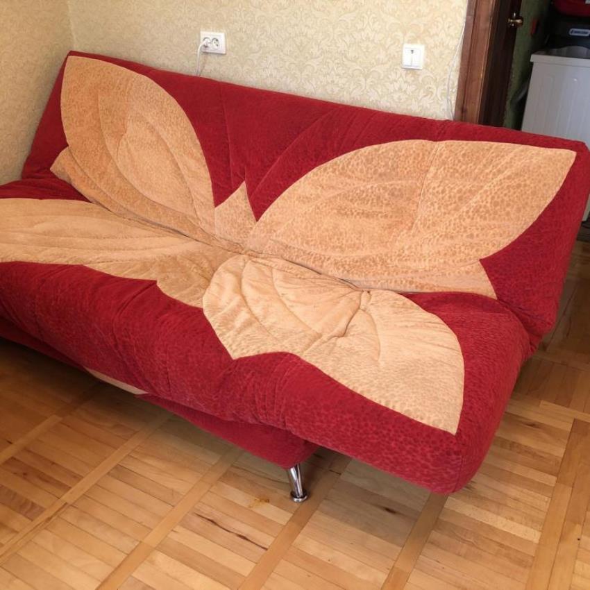 диван бабочка