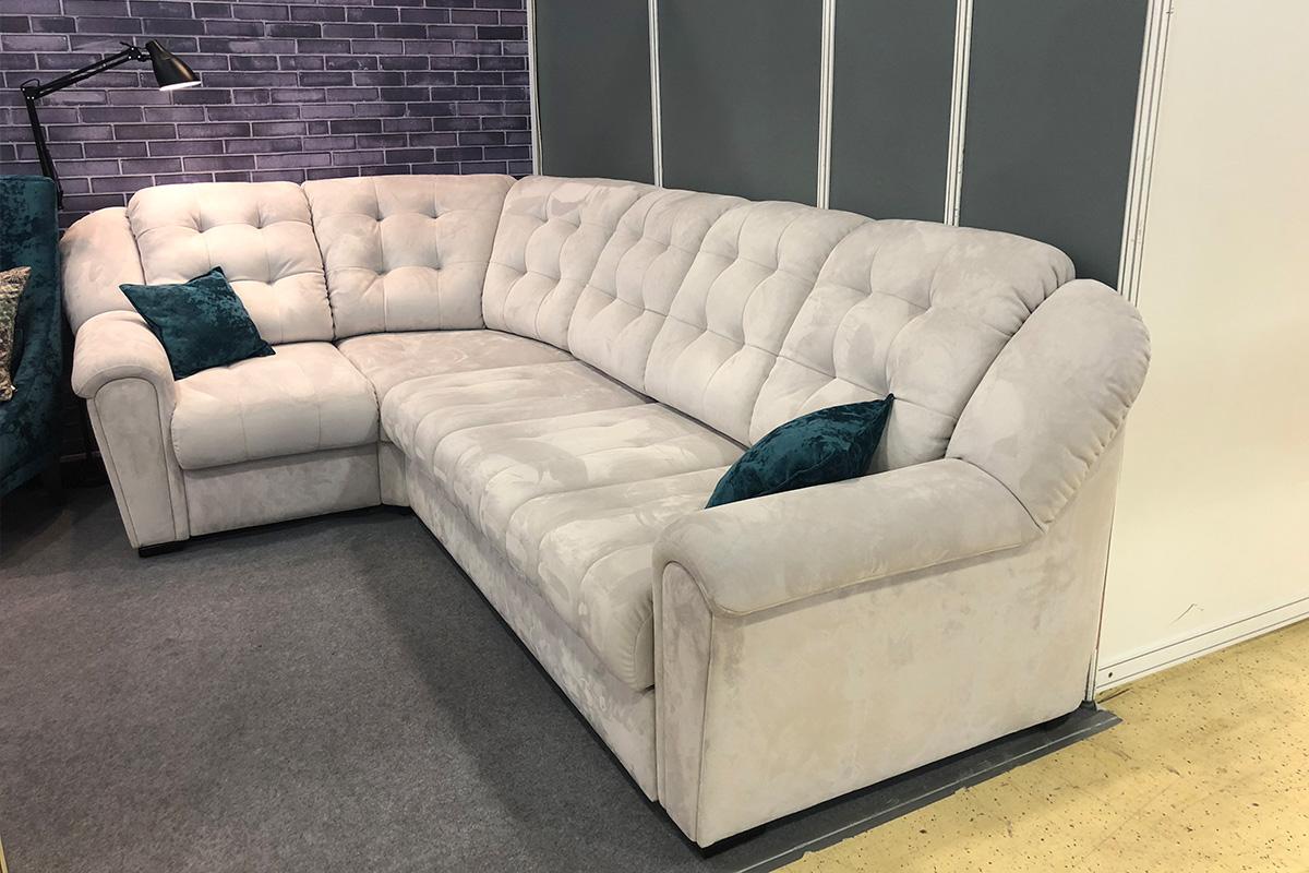 диван замша