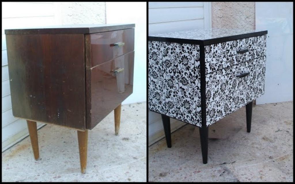 как обновить старую мебель дизайн фото