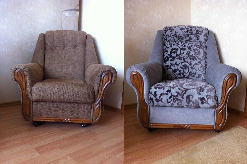 как обновить старую мебель оформление фото