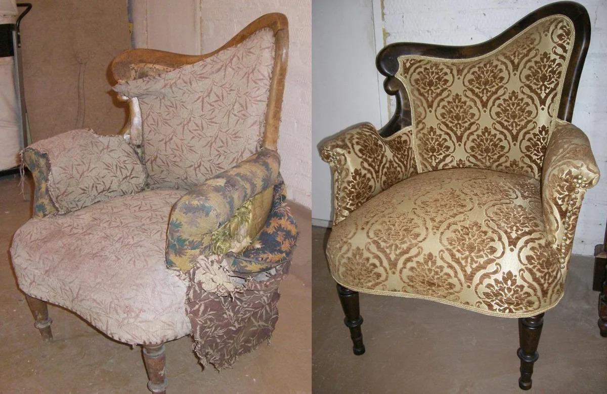 как обновить старую мебель оформление