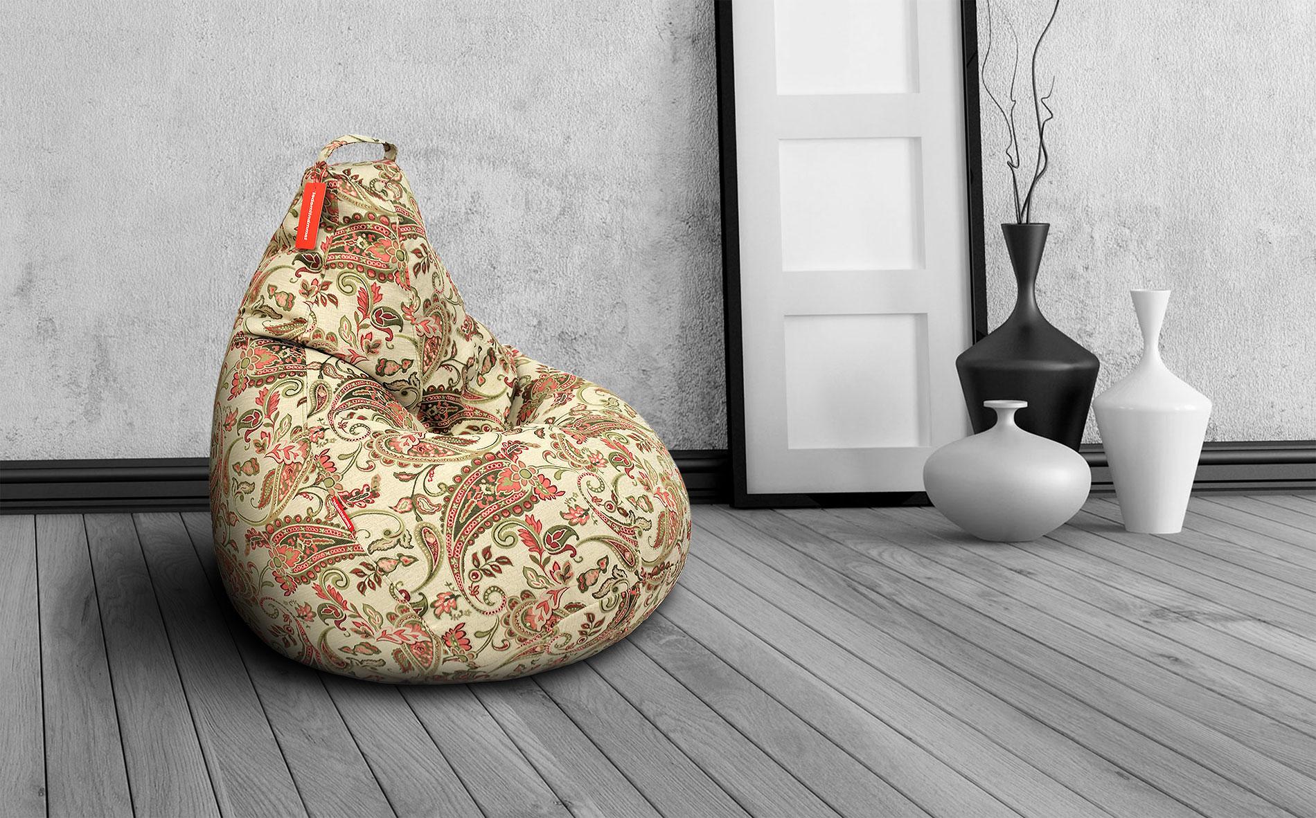 кресло мешок дизайн фото