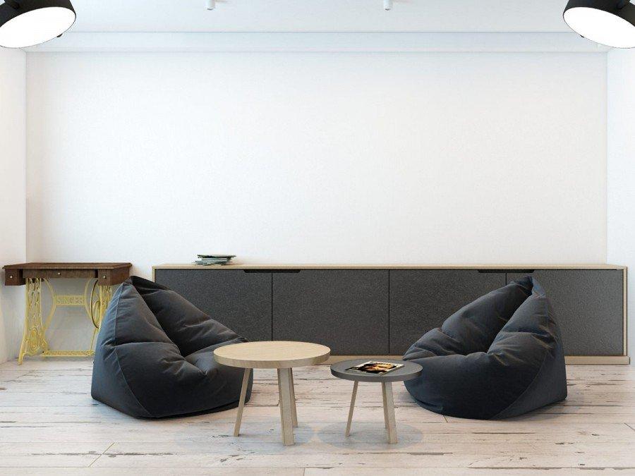 кресло мешок дизайн идеи