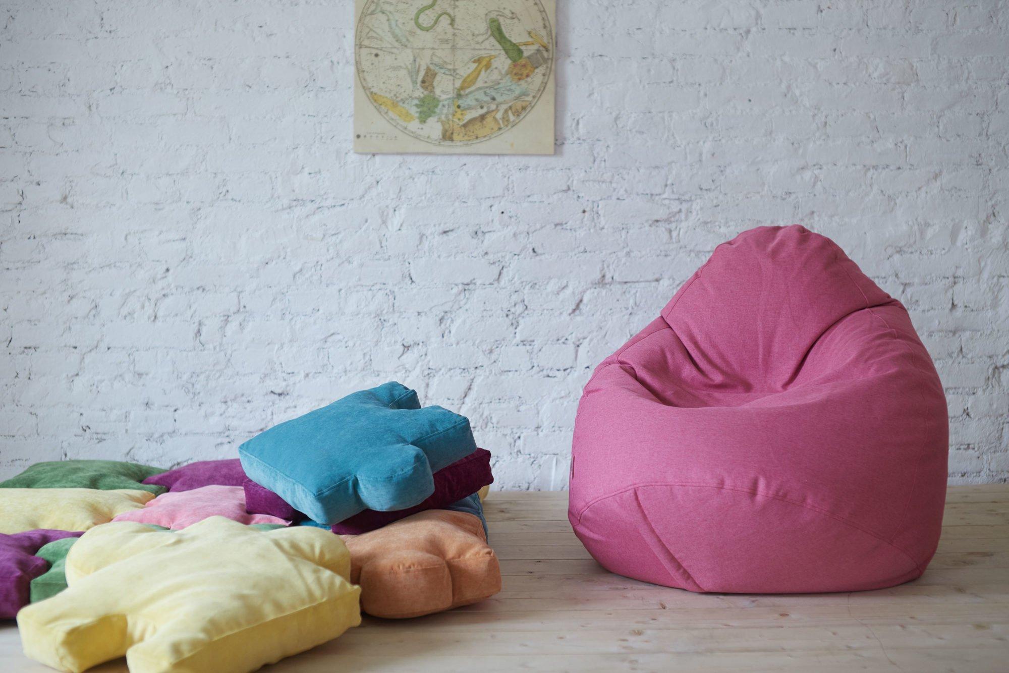 кресло мешок фото дизайна