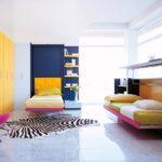 кровать двухъярусная простая