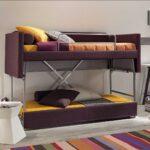 кровать двухъярусная трансформер диван