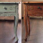 мебель после реставрации виды оформления