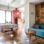 обивка дивана декор фото