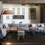 обивка дивана интерьер фото