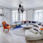 обивка дивана оформление