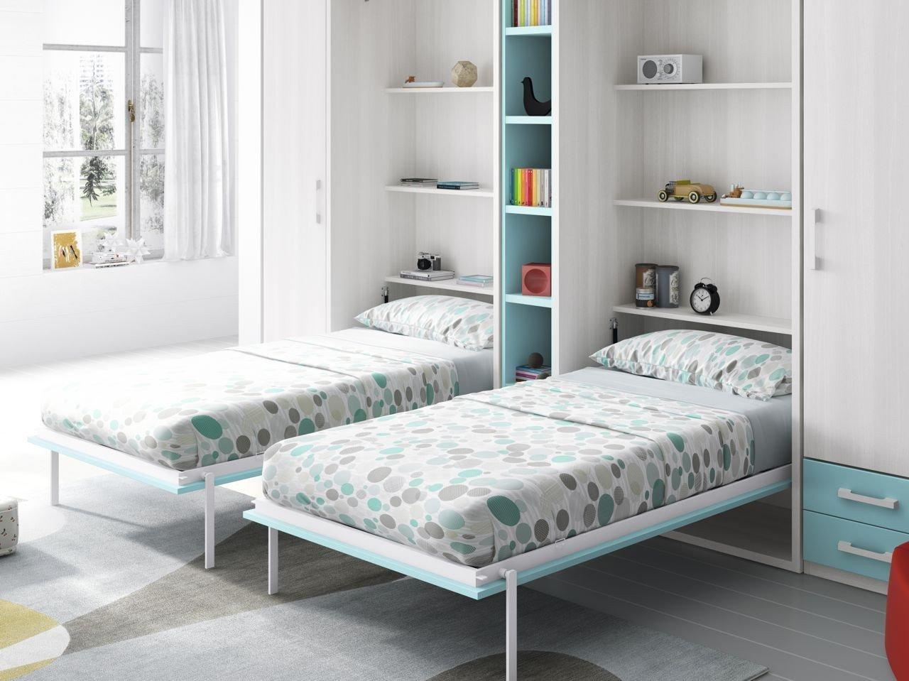 откидная детская кровать дизайн