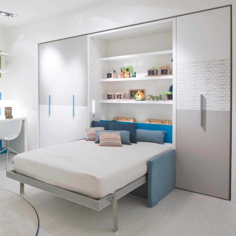 откидная детская кровать фото дизайна