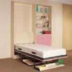 откидная детская кровать варианты