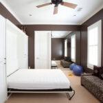 откидная кровать в шкафу идеи оформление