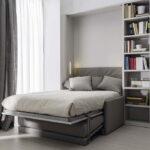 откидная кровать в шкафу варианты