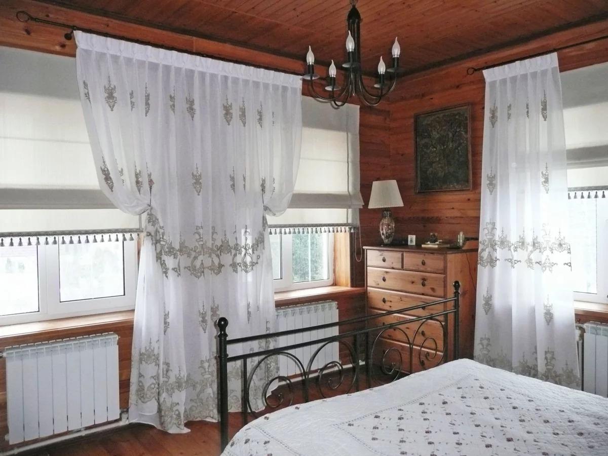 шторы для дачи