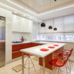 шторы для кухни декор фото