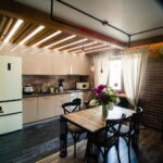шторы для кухни фото декора