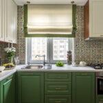 шторы для кухни идеи декор