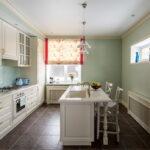 шторы для кухни фото виды