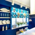 шторы для кухни идеи виды