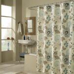 шторы для ванной комнаты декор фото