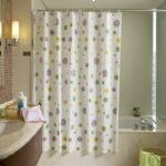 шторы для ванной комнаты оформление