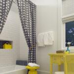 шторы для ванной комнаты идеи оформление