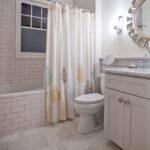 шторы для ванной комнаты идеи варианты