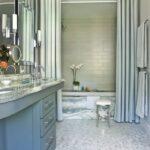 шторы для ванной комнаты фото декора