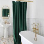шторы для ванной комнаты обзор