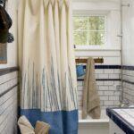 шторы для ванной комнаты дизайн фото