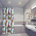шторы для ванной комнаты фото дизайн